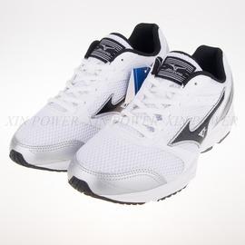 Mizuno  MAXIMIZER 18 白色學生鞋 男慢跑鞋-K1GA161410