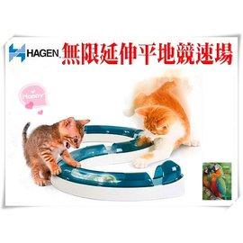 ~恰比寵物用品~加拿大Hagen 赫根 CAT IT無限延伸平地競速場 解壓 益智 抗憂鬱