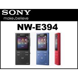 ^~台南~東菱^~ 立即出貨 SONY NW~E394 Walkman MP3 隨身聽 E
