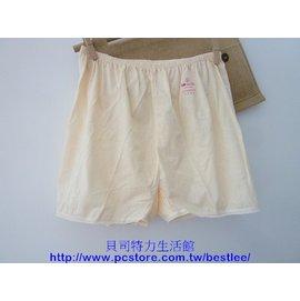 197 薄棉女大平口褲 M 號 ^|^| 三福^(小三福^) ^|^| 100^%天然精梳