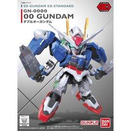 ~鋼普拉~BANDAI SD鋼彈 EX~STANDARD 008 00 GUNDAM 00