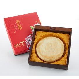喜餅 囍餅~結婚 傳統 中式糕餅 紅豆黑糖麻糬^(16兩^)