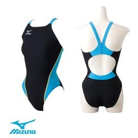 MIZUNO SWIM EXER SUITS女泳衣(連身泳裝 免運 游泳 競賽 美津濃【03450007】≡排汗專家≡