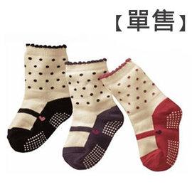 襪子 日單寶寶純棉防滑假鞋襪 地板襪 單售【HH婦幼館】