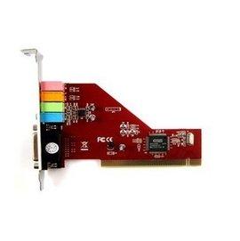 新竹市 ESS1938 PCI 4.1聲道 3D電腦音效卡/獨立內置音效卡/聲卡 **免驅動**