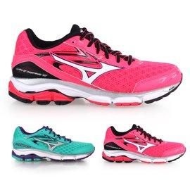MIZUNO WAVE INSPIRE 12 女慢跑鞋(免運 路跑 美津濃 運動【02015245】≡排汗專家≡