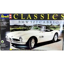 美國Revell BMW 507 CABRIO CLASSICS 寶馬 永傳敞篷跑車