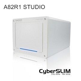 CyberSLIM A82R1 USB3.0 2Bay 3.5吋 硬碟外接盒