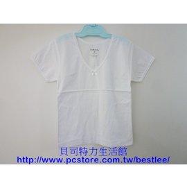 153 單面薄棉女小短袖 32 號 ^|^| 小三福^(女11~13歲^) ^|^| 10