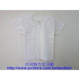 ~小三福~153 單面薄棉女小短袖 34 號 ^(13歲^~^) ^|^| 100^%天然