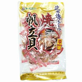 ^~ 直送新鮮美味^~北海道和顏愛味燒帆立貝辣味150g