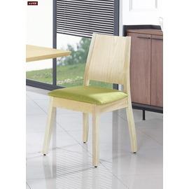 ~台北家福~^(FC484~11^)布蘭登栓木綠色布餐椅傢具
