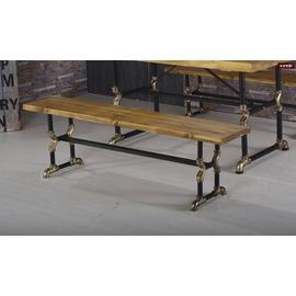~台北家福~^(FC487~12^)蓋爾5尺水管長凳傢具
