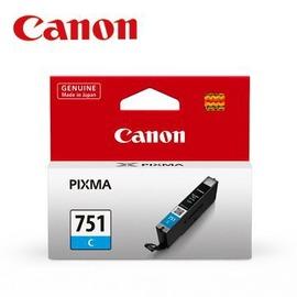 ~天辰3C~中和 CANON 佳能 751 藍色 CLI~751 C 墨水匣 MG6370