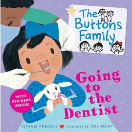 The Buttons Family: Going to the Dentist 紐扣家庭