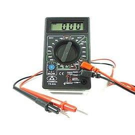 (台灣豪菱) YS-830 工程用 電子數位顯示 萬用電表/電錶 **32個量程**