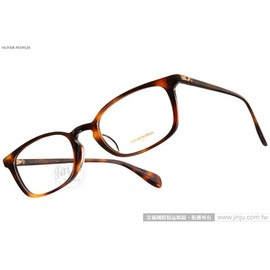 OLIVER PEOPLES 光學眼鏡 WELLING 1007 ^(琥珀棕^) 美式 百