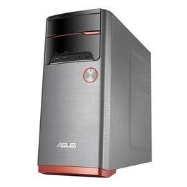 ASUS 華碩 M32CD-0021A670UMT 效能型桌上型電腦【Intel Core i7-6700 / 4GB記憶體 / 1TB硬碟 / Windows 10】(紅)