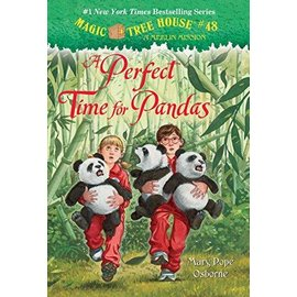 Magic Tree House #48: A Perfect Time for Pand