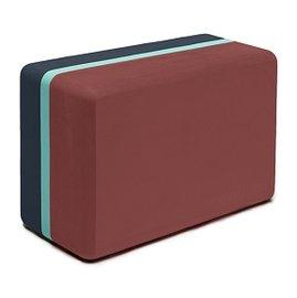 Manduka Recycled Foam Block Maka 三色環保瑜珈磚