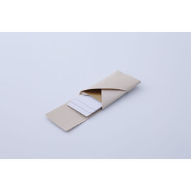 White do_KATAMAKU_ 建材回收再製名片夾  卡夾 card case(有蓋