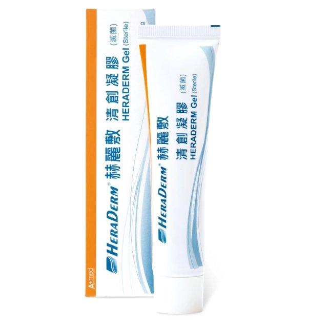 赫麗敷 清創凝膠^(滅菌^) 40g HERADERM Gel^(Sterile^)