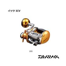 ◎百有釣具◎DAIWA IT'S ICV イッツ ICV200 電子捲線器 右手/左手 限量再送200M PE線 謹此一批!!!