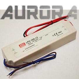 MW明緯 100W 12V 8.5A 單組輸出 LED 防水 電源 器 ^( LPV~10