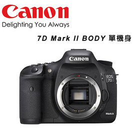 ^~DC MAll^~24期零利率 CANON EOS 7D Mark II body 單