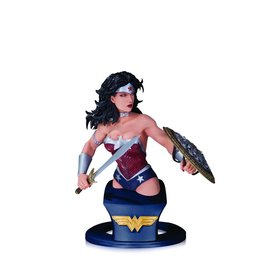 不正常玩具  代理 (JUL150356)DC 漫畫 超級英雄:神力女超人 胸像  K
