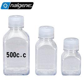 丹大戶外~Nalgene~透明方形儲存罐500ml 液體儲存罐 透明罐 多用途罐 廚房 露