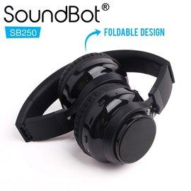 美國聲霸SoundBot SB250 無線藍牙耳罩式耳機  無線藍牙喇叭
