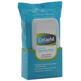 Cetaphil 舒特膚溫和多效潔膚棉25片