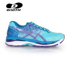 ASICS-D GEL-NIMBUS 18 女慢跑鞋(免運 寬楦 訓練 亞瑟士【02015455】≡排汗專家≡