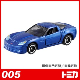 ~TOMICA~多美小汽車 NO.005 CHEVROLET CORVETTE Z06