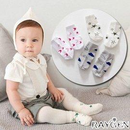 童襪 春夏新款 男女寶寶 棉質 星星 月亮 雲朵 卡通短襪 嬰幼兒 小襪子 【HH婦幼館】