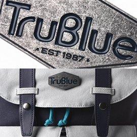 ~showwell秀繡微~trublue1987~加拿大品牌後背包~金屬Logo徽章 別針