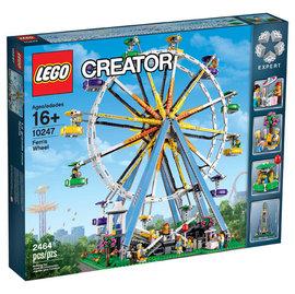 樂高LEGO 收藏 CREATOR Ferris Wheel 摩天輪 10247 TOYe