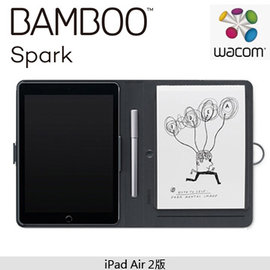 原 5290~ 75折Wacom Bamboo Spark 智慧型 記事本 ^(iPad