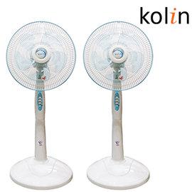 ◆台灣製造◆ 『Kolin』☆  歌林 14吋 機械式立扇 KF-SH14A01  *2入  **免運費**