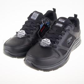 Skechers  警察 工作鞋 時尚休閒系列-77040BLK