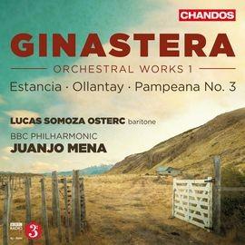 CHAN10884 希那斯特拉:管弦作品第一集 ^(梅納 BBC愛樂^) Juanjo M