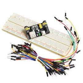 MB~102 大麵包板 電源模組套件 Arduino 相容