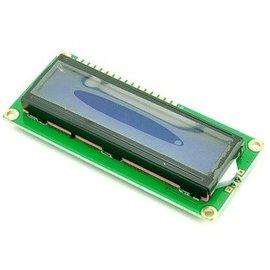Arduino LCD 1602A  3.3V 藍底白字液晶模組