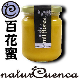 西班牙天然DOP 坤卡蜂蜜~~~百花 250 g 即期品