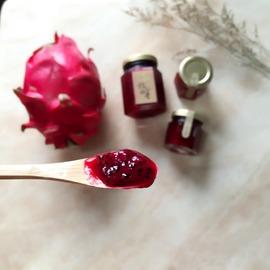 ~桔如豐~紅酒火龍果果醬
