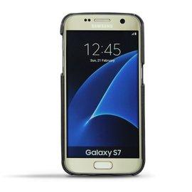 NOREVE 三星 Samsung Galaxy S7 真皮 手機殼 保護殼 背蓋 法國頂級手機皮套 訂製