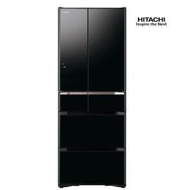 鋐泰 ~ 中~HITACHI 日立 517公升   六門琉璃變頻電冰箱 RG520FJ~X