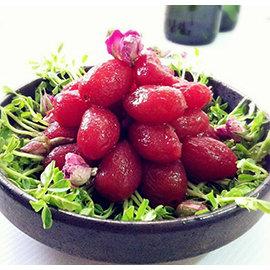 玫瑰冰釀紅酒番茄