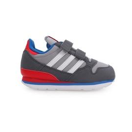 ADIDAS ZX 500 CF I男女童慢跑鞋(免運 童鞋 跑步 【02015466】≡排汗專家≡